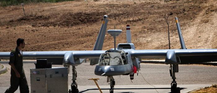 الجيش الإسرائيلي يكشف سبب سقوط طائرة بدون طيار في جنوب لبنان