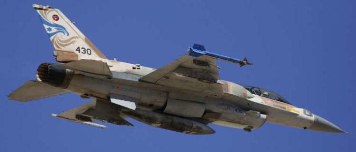 العراق تنفي اختراق طائرات إسرائيلية أجوائها