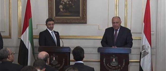 عبدالله بن زايد: تواجهنا تحديات من إيران وإسرائيل وتركيا