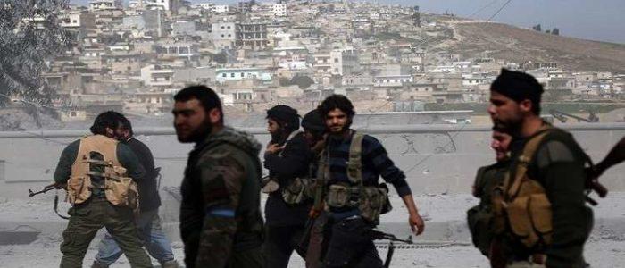 تركيا سيطرت على عفرين السورية بالكامل