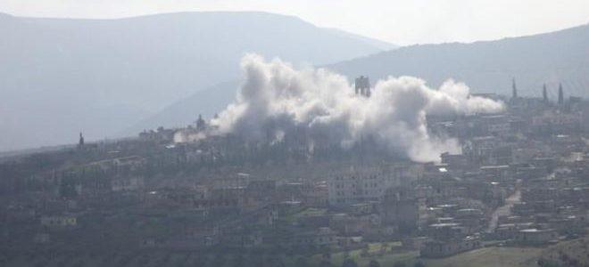 هجوم نوعي لوحدات حماية المرأة الكردية ضد القوات التركية في عفرين