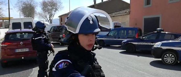 مقاضاة نباتية فرنسية أهانت جزارا قتل في عملية إرهابية