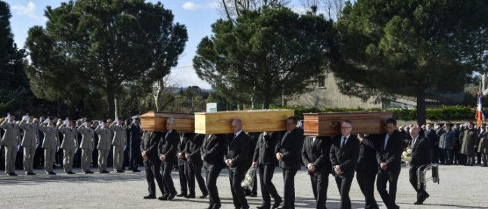 فرنسي حاول دهس عسكريين بسيارته في وسط فرنسا ولا اصابات