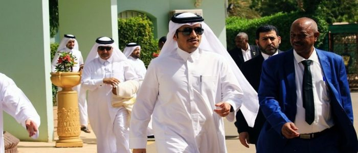 قطر تبرم اتفاقا جديدا مع السودان