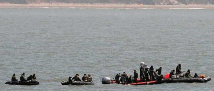 """إنقاذ 163 شخصا من """"منطقة الكوارث"""""""