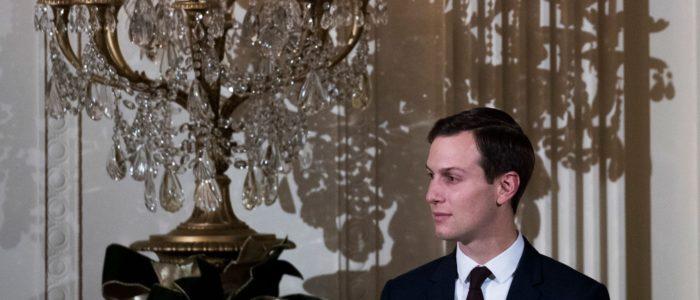 كوشنر يكشف الخطوط العريضة لخطة السلام في الشرق الأوسط