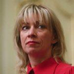 ماريا زاخاروفا تدافع عن الجولان السوري وترد على بومبيو بشأن القرم