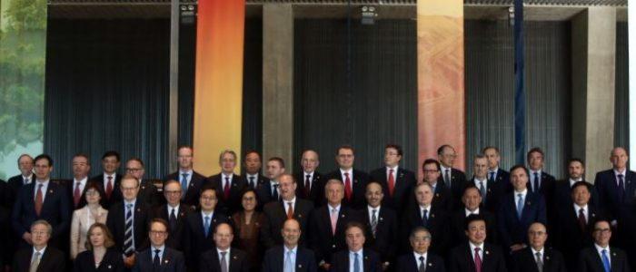 """مجموعة العشرين تدعو إلى """"المزيد من الحوار والإجراءات"""" بشأن التجارة"""