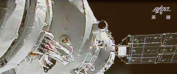 محطة فضاء صينية ستسقط فوق الشرق الأوسط بعد أيام
