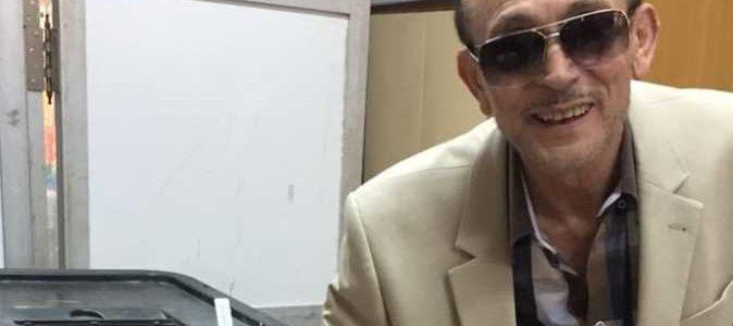محمد صبحي: سأنتخب السيسي ألف مرة طالما كرهه أعداء مصر