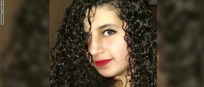 والدة مريم مصطفي تناشد السيسي بالتدخل