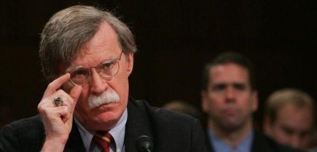 تعيين بولتون مستشاراً للأمن القومي رسالة إلي أعداء امريكا