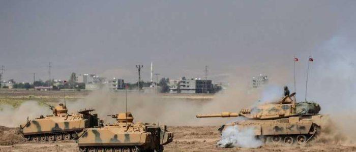 تركيا تبتز العراق وتهدد بضرب منبج السورية