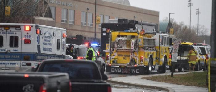 وفاة مطلق النار في مدرسة ثانوية في ماريلاند قرب واشنطن