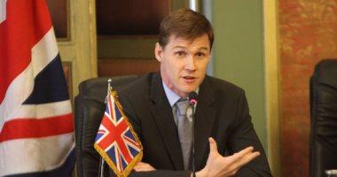 سفير بريطانيا بالقاهرة يوجه رسالة لصلاح بعد مباراة برايتون