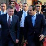 السيسي يستقبل رئيس وزراء الأردن