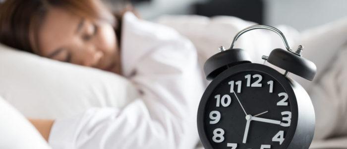 كيف تحصل علي النوم النظيف؟