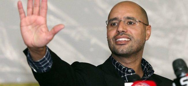 سيف الإسلام يدعو لإنتخابات رئاسية في أقرب وقت ممكن ويدعم خريطة الطريق القائمة للمصالحة الليبية