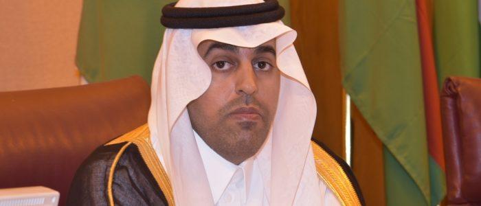 رئيس البرلمان العربي يرحب ببيان النائب العام السعودي حول خاشقجي