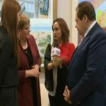 وزيرة السياحة الألمانية: جهود مصر لاستعادة الأمن تدفعنا لتشجيع زيارتها