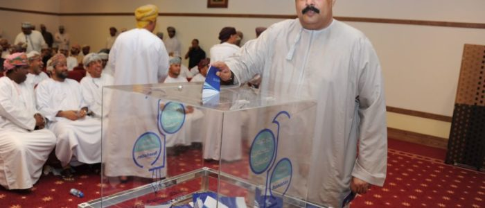 """قائمة """"التعاون """" تفوز في انتخابات جمعية الصحفيين العمانية"""