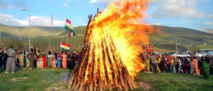 """""""نوروز"""" ..  انبعاث جديد للمرأة الكردية"""
