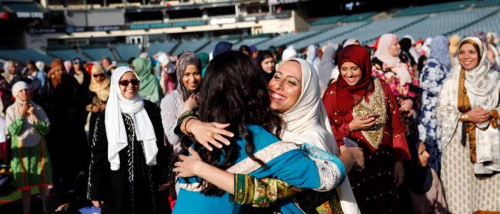 متاجر أمريكا الكبرى تشارك المسلمين طقوسهم بشهر رمضان