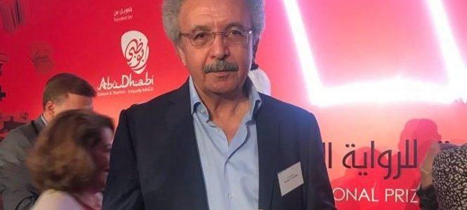 فوز (حرب الكلب الثانية) بالجائزة العالمية للرواية العربية