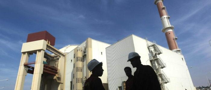 زلزال متوسط القوة يضرب منطقة قريبة من مفاعل بوشهر النووي الايراني