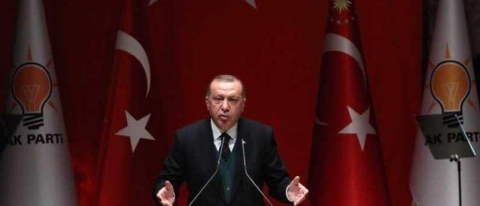 إردوغان: تركيا وحلفاؤها فقدوا المئات في القتال في عفرين