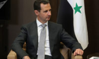 الأسد يبحث مع المبعوث الروسى لدمشق تطورات الأوضاع