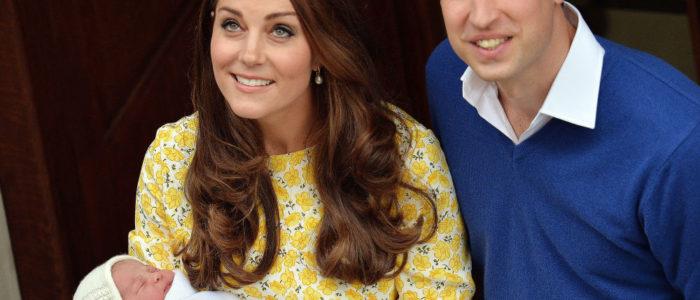 الأمير وليام ودوقة كامبريدج يرزقان بمولودهما الثالث