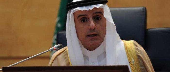 مسؤول أمريكي رفيع يلتقي الجبير لإقناعه بإنهاء الأزمة مع قطر بأسرع وقت