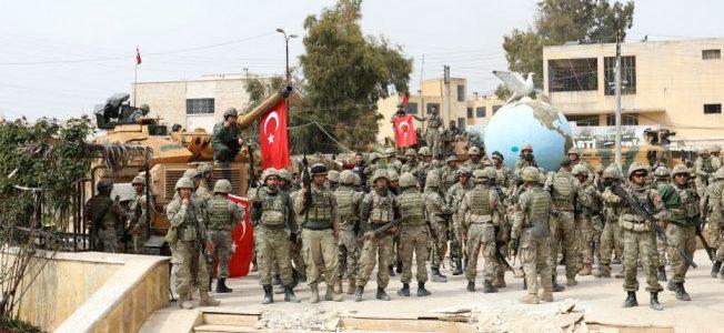 إصابة 3 جنود أتراك في قصف للنظام السوري على منطقة خفض التصعيد