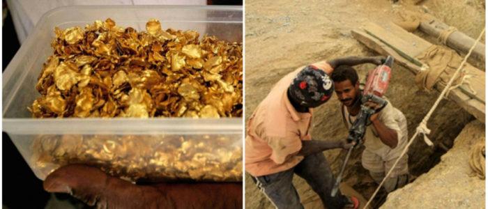 السودان يخطط ليصبح ثاني منتِج للذهب في إفريقيا.. ومخاوف من تحوله إلى لعنة على البلاد
