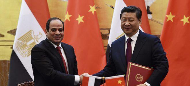 خط طيران بين أهم مراكز الصين التجارية ومصر قريبا