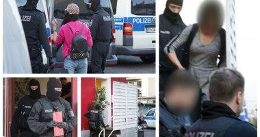 ألمانيا تنفذ حملة مداهمات لمكافحة تهريب البشر والدعارة القسرية