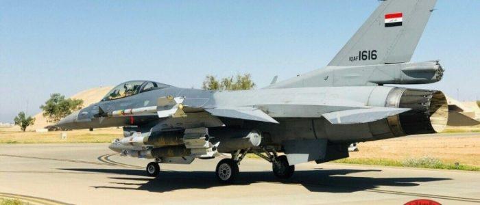 العراق تنفذ ضربات جوية ضد داعش في سوريا