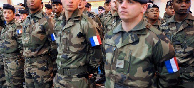 القوات الفرنسية تصل سوريا