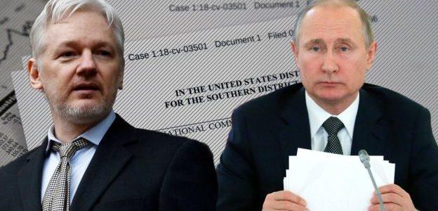 الحزب الديمقراطي الأمريكي يقاضي حملة ترامب وروسيا وويكيليكس بتهمة التواطؤ