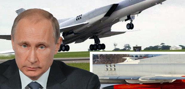 """تطوير روسيا للمقاتلة توبوليف """" Tu-22M3M"""" يبرز  القوة الجوية لبوتين"""