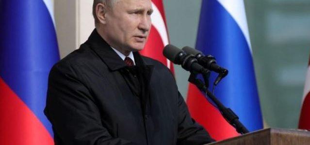 50 ألف دولار مقابل حوار مع بوتين