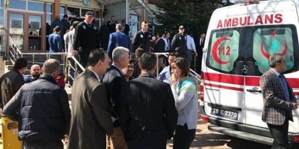 زلزال يهز جنوب شرق تركيا ويصيب 13