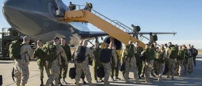 """التحالف الدولي يعلن إنهاء العمليات القتالية الرئيسية ضد """"داعش"""" في العراق"""