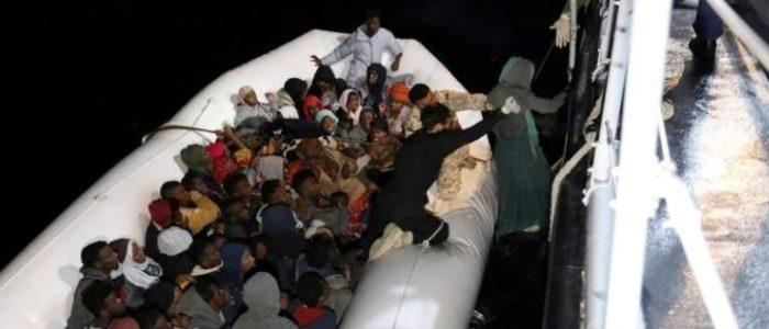غرق 15 مهاجرا على الأقل بعد انقلاب قاربهم قبالة ساحل الجزائر