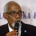 رئيس البرلمان الصومالي يستقيل من منصبه