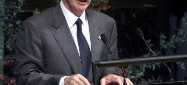 وفاة رئيس جواتيمالا السابق الفارو ارزو عن عمر 72 عاما