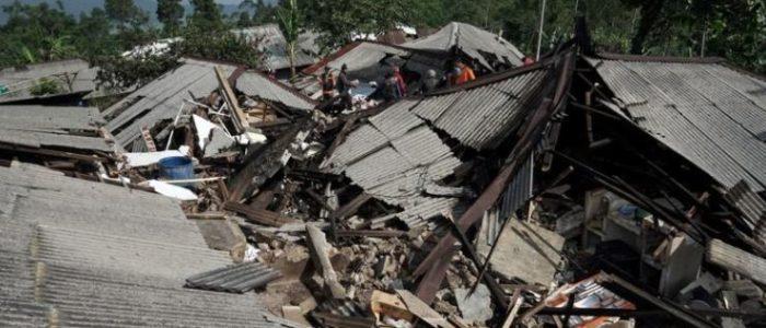 زلزال يضرب أندونيسيا بقوة 4.4 درجة