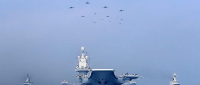 الصين تجري مناورات بحرية ليس واضحا إن كانت تستهدف تايوان