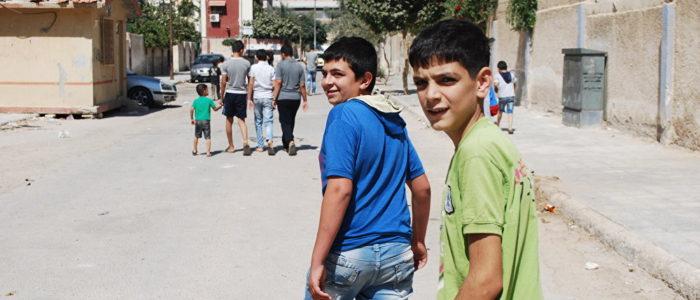 دخول حافلات لإجلاء سكان من كفريا والفوعة بسوريا